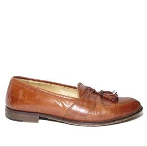 Johnston & Murphy | 10N | Cellini Leather Loafers